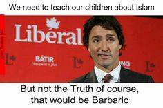 Trudeau logic