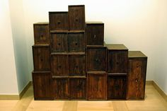 Similar to the step chests you see now in Korea, this antique piece is rustic and amazing!!!