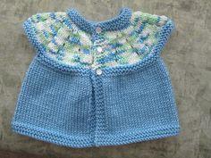 Very easy newborn baby top.