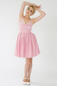 Garden Dress I by kelseygenna on Etsy,