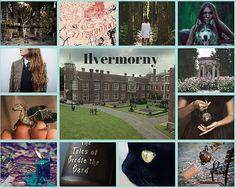 Ilvermorny-ssoto #Ilvermorny #americanhogwarts #harrypotter