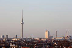 Geheimtipp in #Berlin: Aussicht der Neukölln Arcarden