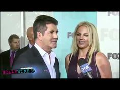 Britney Spears Talks X-Factor - First Interview