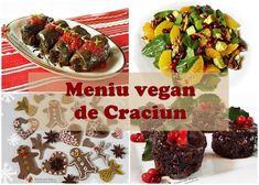 Meniu vegan de Craciun Vegan Recipes, Vegan Food, Fries, Beef, Baking, Ethnic Recipes, Meat, Veggie Food, Vegane Rezepte