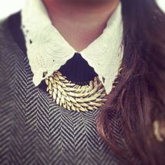 Scaly Necklace!