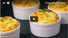 how to make yummy Potato Soufflé