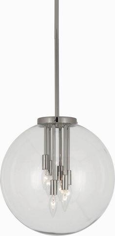 CanadaLightingExperts   Zoltar - One Light Pendant