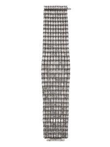 Bracelet Montega -  Elie Chatila, platine, diamants, BRA 201.261