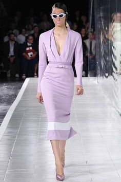 Here is that fabulous lavendar by Prabal Gurung Spring 2014 Ready-to-Wear Collection Slideshow on Style.com