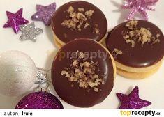 Small Desserts, Cookie Desserts, Sweet Desserts, Christmas Sweets, Christmas Kitchen, Christmas Baking, Top Recipes, Baking Recipes, Cooking Cookies