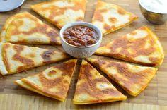 Featured Recipe: Quesadillas