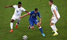 Italy vs England final score 2-1