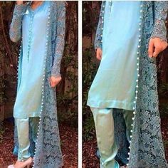Photo by Indowestern Bridal Couture on May Pakistani Formal Dresses, Pakistani Fashion Casual, Indian Fashion Dresses, Pakistani Dress Design, Indian Designer Outfits, Pakistani Outfits, Indian Wedding Outfits, Indian Outfits, Bridal Outfits