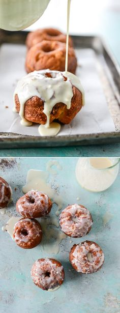 Tres Leches Cake Donuts I howsweeteats.com