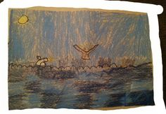 Kalevala, kuvis maailmansynty AHP Painting, Art, Art Background, Painting Art, Kunst, Paintings, Performing Arts, Painted Canvas, Drawings