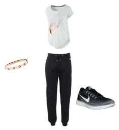 """Nike Relax"" by amarch3333 ❤ liked on Polyvore featuring NIKE and Kenzo"