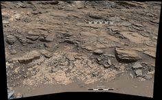 NASA's Curiosity Mars Rover is back in action, examining a valley where at least two types of bedrock meet for clues about changes in ancient environmental conditions recorded by the rock. On Mars as on Earth, each layer of a sedimentary rock tells a story about the environment in which it was formed and modified. More: http://go.nasa.gov/1LVr0qW #NASABeyond