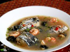 Nigerian Food Recipes TV| Nigerian Food blog, Nigerian Cuisine, Nigerian Food TV, African Food Blog: Nigerian Seafood Pepper Soup (light and healthy)