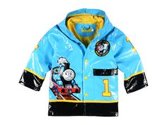 Western Chief Kids Thomas® Full Steam Ahead Rain Coat Blue - Zappos.com Free Shipping BOTH Ways