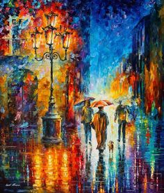 Companion Print by Leonid Afremov. All prints are professionally printed, packaged, and shipped within 3 - 4 business days. Choose from multiple sizes and hundreds of frame and mat options.
