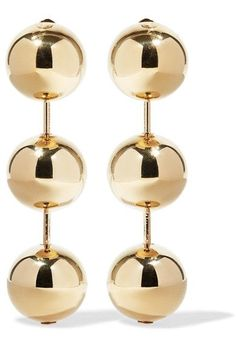 Pendiente De Oro-tono - Un Tamaño Balenciaga iI1J9X13f