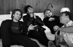 BBG Presents: 5 Seconds of Summer. Photography and Interview by Cecilie Harris. / BBG Presents: / News / Boys by Girls 5 Seconds Of Summer, Five Seconds, Calum 5sos, 5sos Wallpaper, 5sos Pictures, 5sos Pics, 5sos Memes, Presents For Girls, Summer Boy