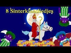 Sinterklaasliedjes van Nu (met de nieuwe teksten) - YouTube