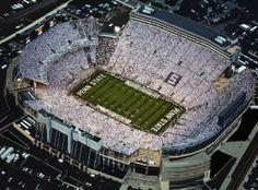 Penn State University Beaver Stadium
