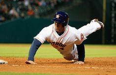 George Springer Pictures - Kansas City Royals v Houston Astros - Zimbio