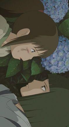 Trendy Ideas For Anime Art Wallpaper Studio Ghibli - My Wallpapers Movies Wallpaper, Cartoon Wallpaper Iphone, Art Studio Ghibli, Studio Ghibli Movies, Old Anime, Manga Anime, Anime Art, Animes Wallpapers, Cute Wallpapers