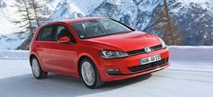 Volkswagen Golf VII 4Motion