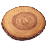 Wood Round Cheeseboard | Gifts for the Host | Sur La Table