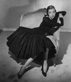Pauline de Rothschild. Photo: Horst P. Horst.