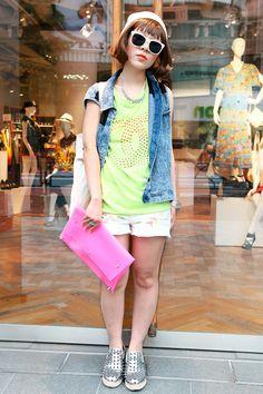 Fashionsnap.com   June 15, 2012   Street Snap [Kazumi]