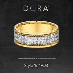 Perfect for some radiance! #ValentinesGift  >> http://dorarings.com/stores/