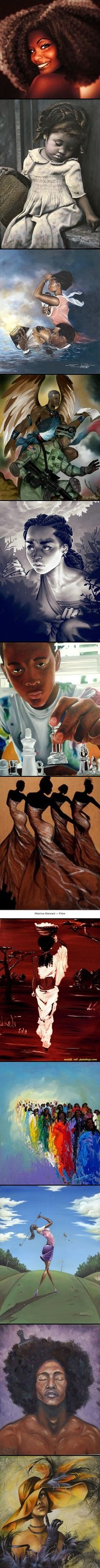 #black #art