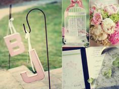 soft pink colors for wedding | ... Weddings: Blush Pink - Great Idea for Your 2013 Wedding Color Theme