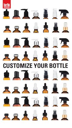 From droppers and sprayers to pivot spouts and treatment pumps, here at Berlin Packaging you can customize your stock bottle with the cap that suits your needs. Shop bottles and caps to get started or contact Customer Care for help making a selection. #packaging #bottlesandcaps
