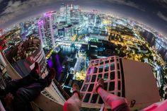 selfie skyscraper | Tumblr