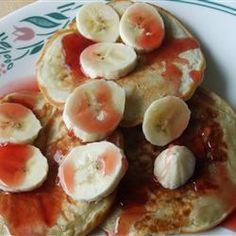 Banana Pancakes I Allrecipes.com