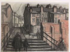A 'secret work' by Norman Cornish is to go on show at North East exhibition - Chronicle Live