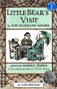 Little Bear's Visit - a simple and endearing children's book; reviewed on litkidz.com