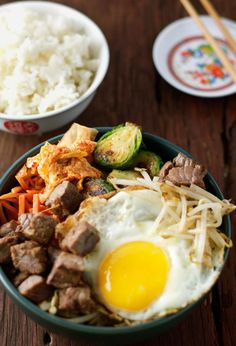 Bibimbap is a delicious Korean Dish full of vegetables, meat, and sauce.  This is our Bibimbap (The Hubby's Recipe)…. With his sauce and marinade I would love for you to try! I know for sure that I can get my husband in the kitchen to make this or his famous Tuna Noodle Salad.  And when...Read More »