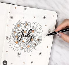 Bullet Journal: maby something for this years Juni?