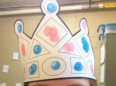 Smashingly Good Speech: Kings & Queens of Speech Therapy: Do-A-Dot Articulation Crowns