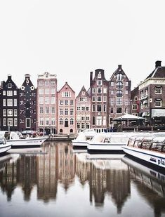 Pinterest:|♡ @bibimariee ♡|  Amsterdam travel Europe goals beauty winter  #everything #popular #art