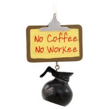 2015 Sister Coffee Cups Carlton Ornament  Christmas Ornaments
