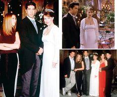 Casamentos do seriado Friends!