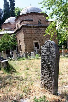 Ottoman Cemetery (Bursa, Turkey)