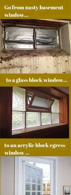 Ever wonder how to fix those nasty basement windows? Get 5 practical tips and product recommendations in this article (hint - glass block windows and acrylic block egress are 2 possible solutions) - http://blog.innovatebuildingsolutions.com/2015/06/13/fix-top-5-basement-window-problems/